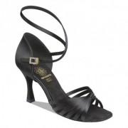 1066 Black Dance Shoe