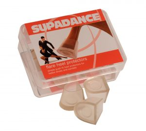 Supadance Flare & Cuban Heel Protectors