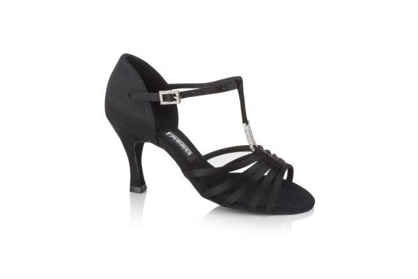 Holly Black Ladies Latin Shoe