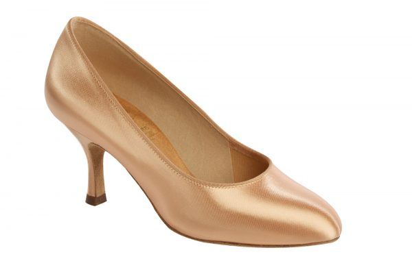 1016W Ladies Ballroom Shoe
