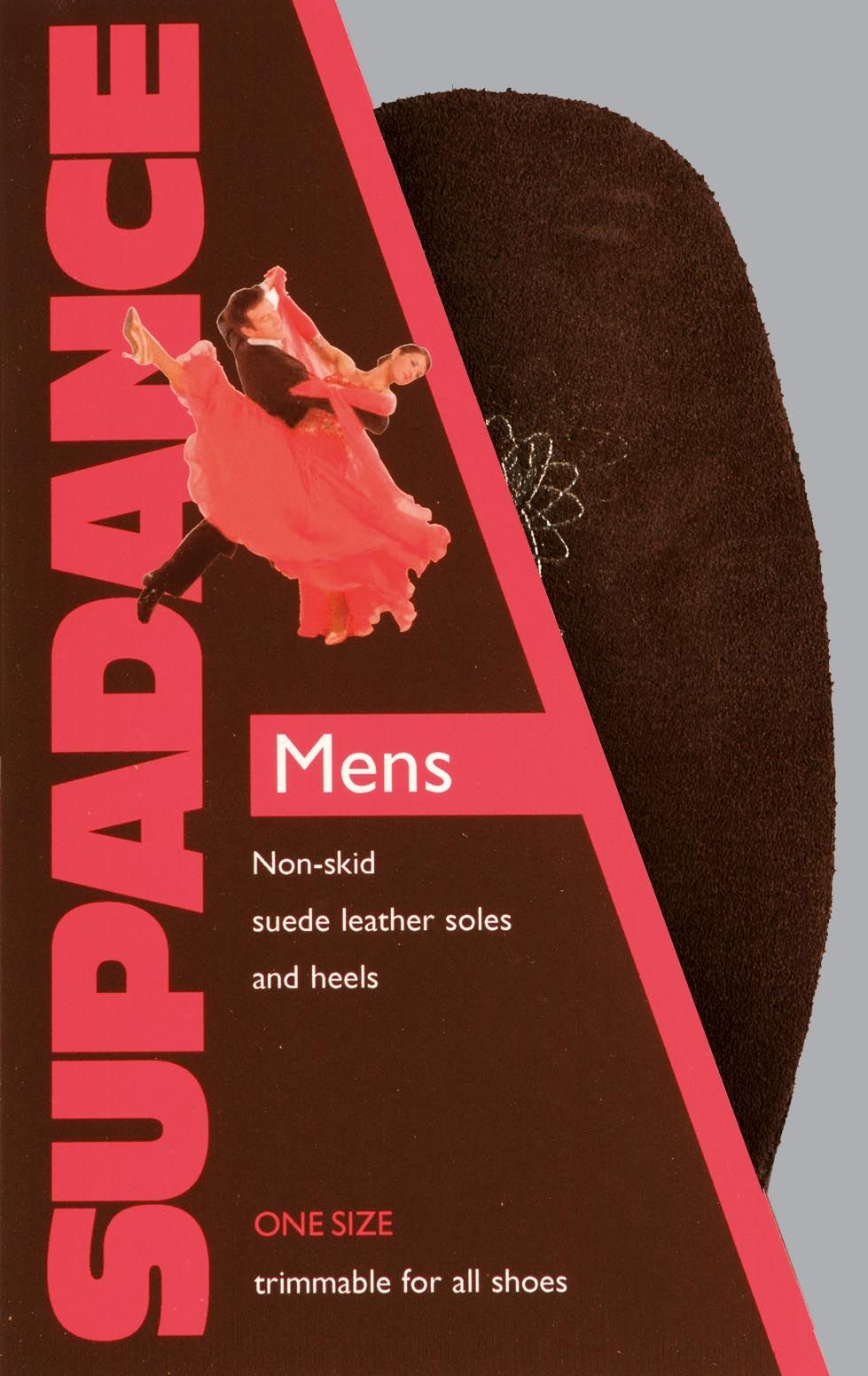 Supadance Replacement Soles for Mens' Shoes