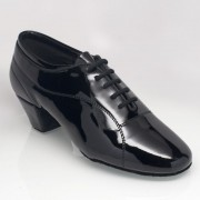 Bryan Watson in Genuine Black Patent Leather