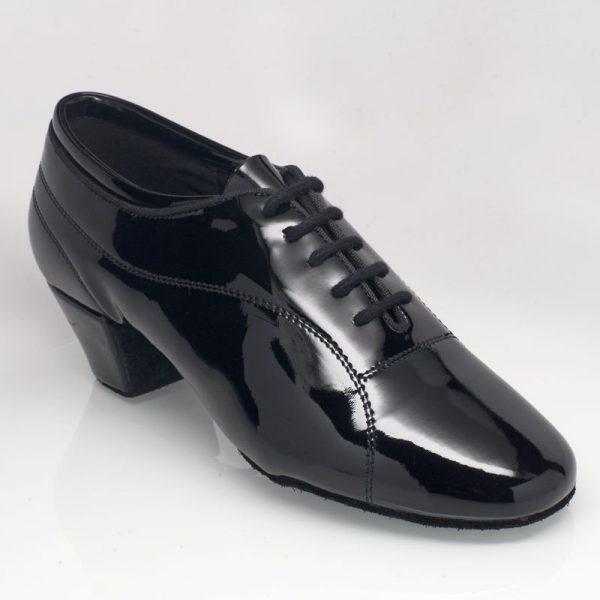 Bryan Watson in Genuine Black Patent Leather