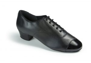 International Rumba Duo in Calf and Patent