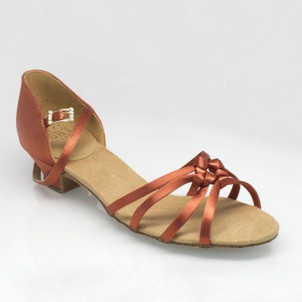 Dawn Girl's Latin Shoe