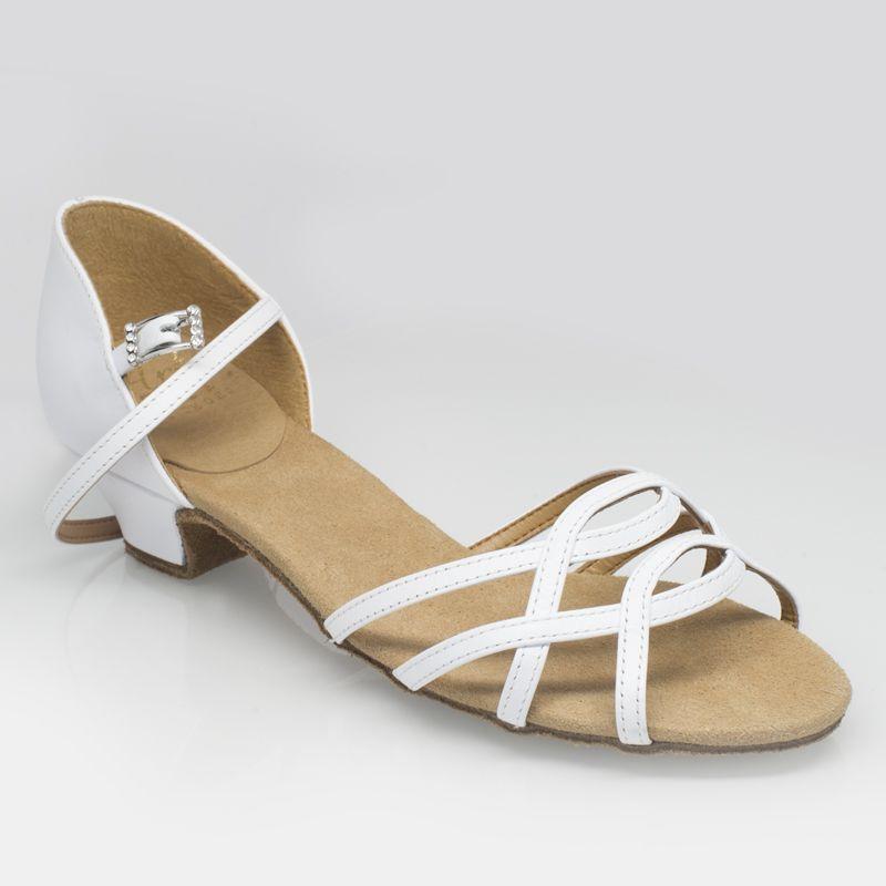 Rainbow Girl's Latin Shoe