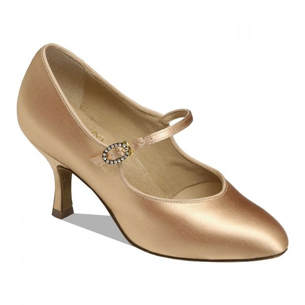 1012W Ladies Ballroom Shoe