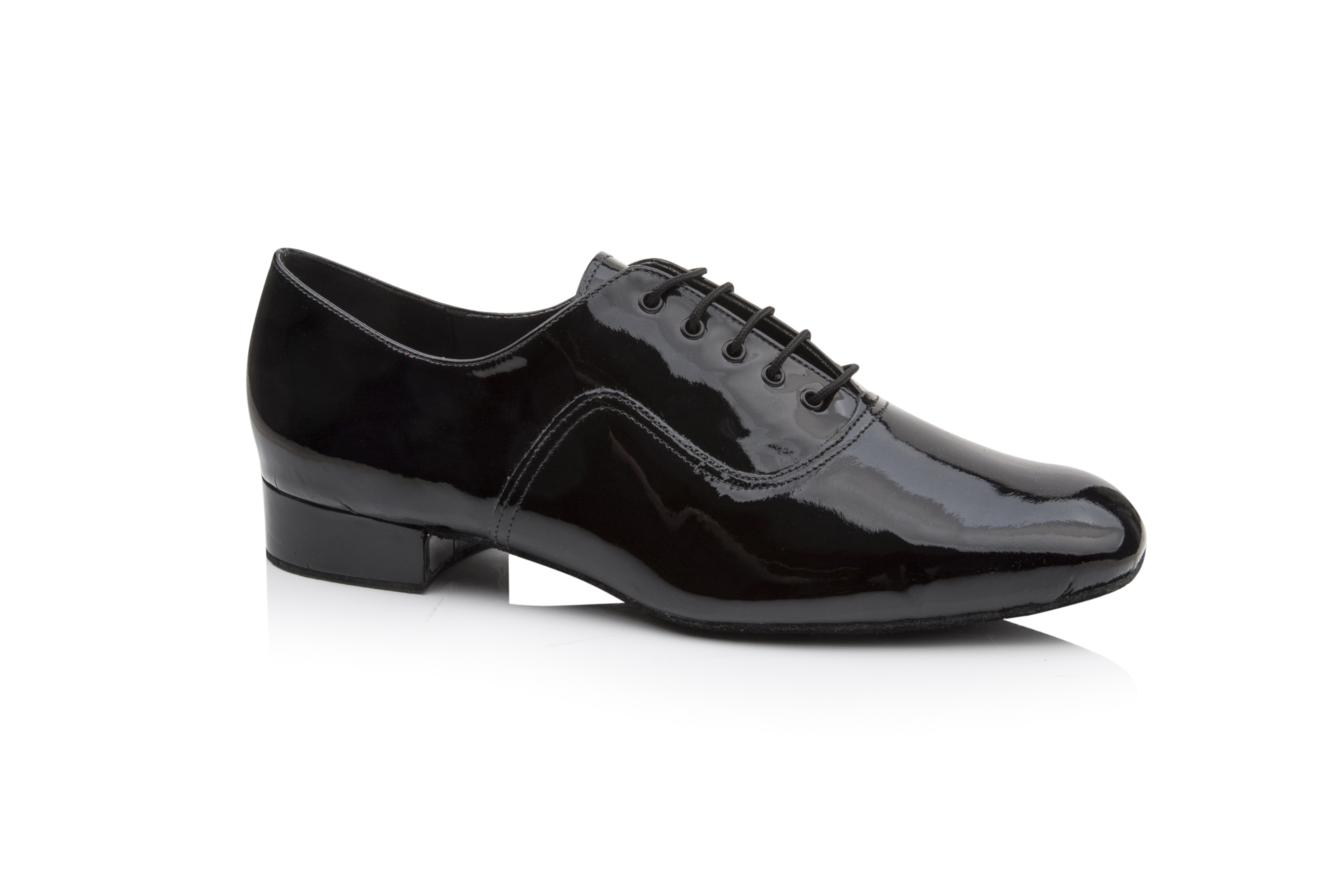 Freed Astaire in Black Patent