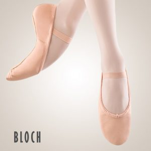 Bloch arise Adult Ballet Shoes in Pink