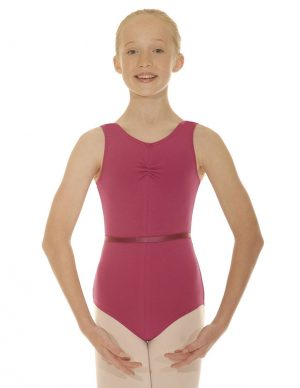 (e) Mulberry Leotard Grade 4 - Adult Sizes