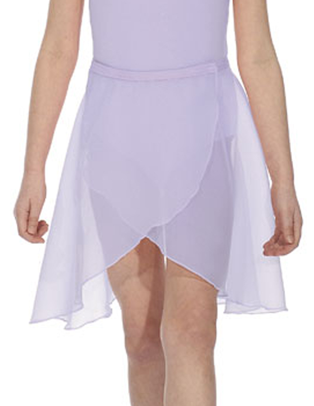 (b) Tulip Chiffon Skirt in Lilac