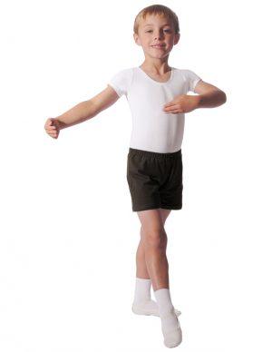 (f) Black Shorts