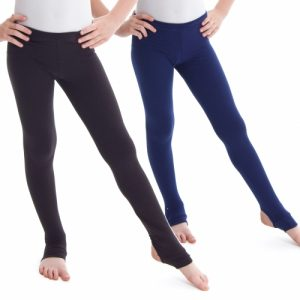 (G) Boy's Stirrup Tights in Navy - Extra Ballet