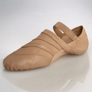 Capezio UFF01 Freeform Dance Shoe in Caramel or Pink