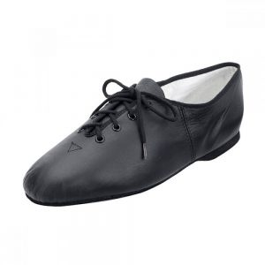 Bloch Essential S0462G Jazz Shoe in sizes up to 13.5 in Black