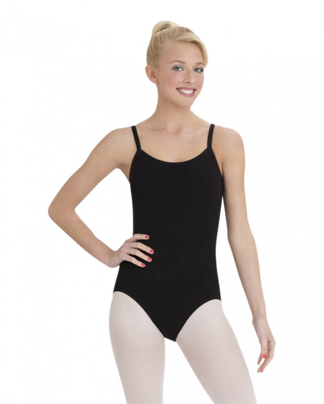 Capezio CC110 Leotard in Black