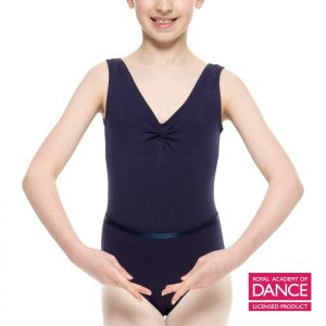 (C) Faith Leotard in Navy CHILD SIZES