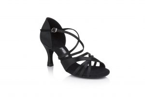 Freed Sylvia Ladies Latin Black