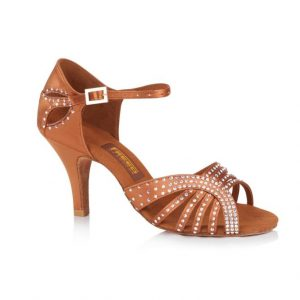 Dina Ladies Latin Shoe