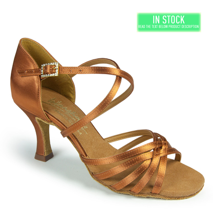 Flavia Wide Latin Dance Shoe