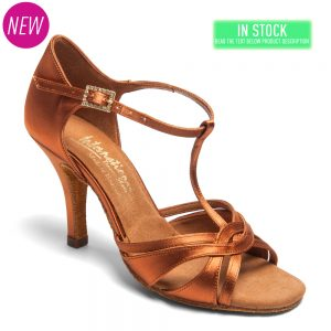 Mia T-Bar Latin Dance Shoe