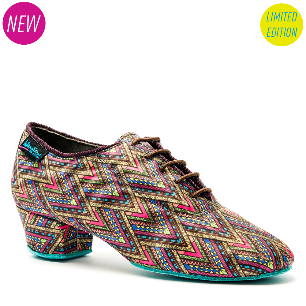 Heather Spyro Aztec Practice Shoe
