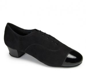 Rumba Duo Nubuck Dance Shoe