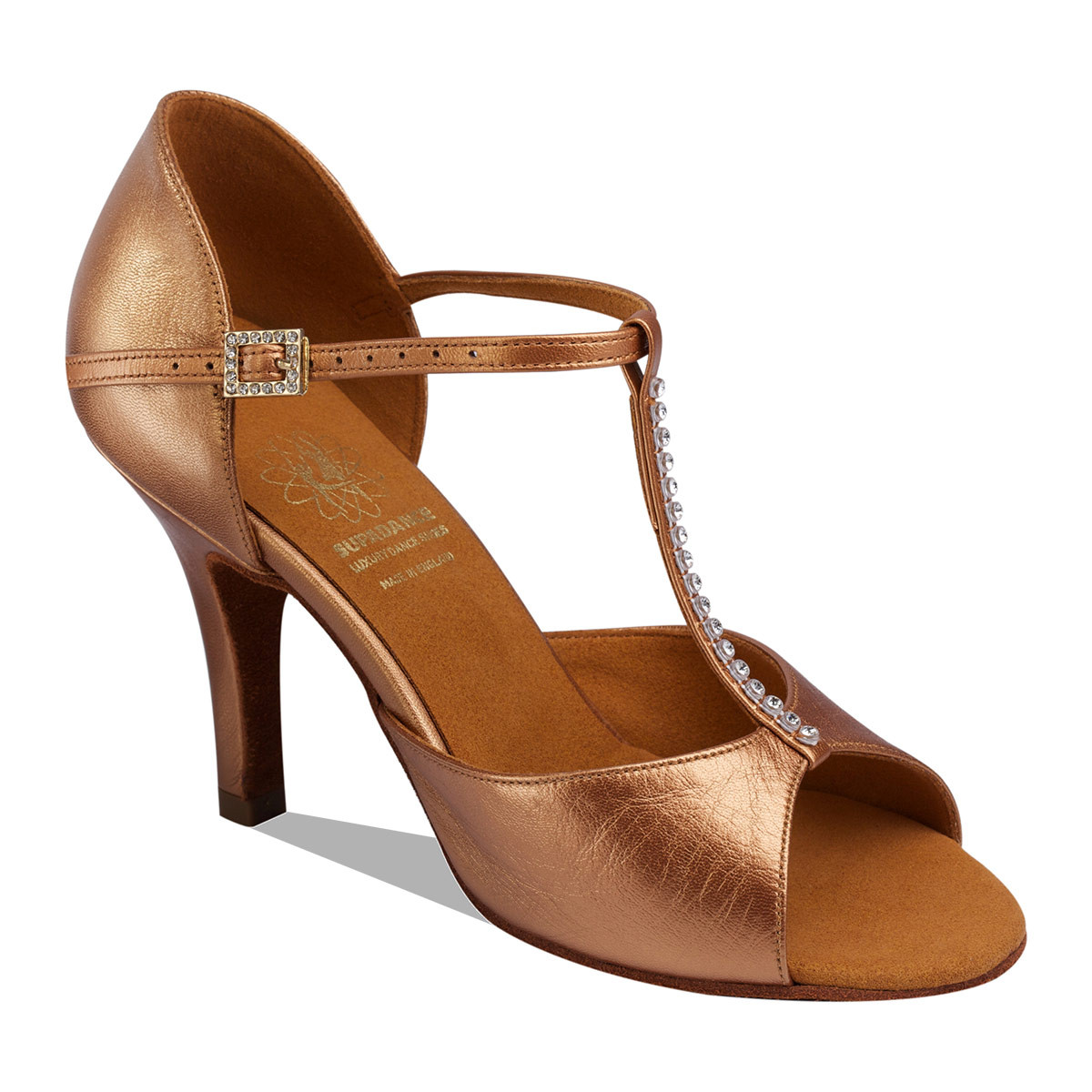1010 Latin Dance Sandal