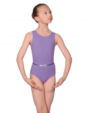 (b) Lavender Leotard for Grade 1