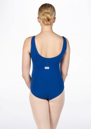(e) Bethany Leotard in Royal Blue for Vocational classes