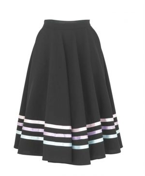 (b) Character Skirt for Grade 1 and above