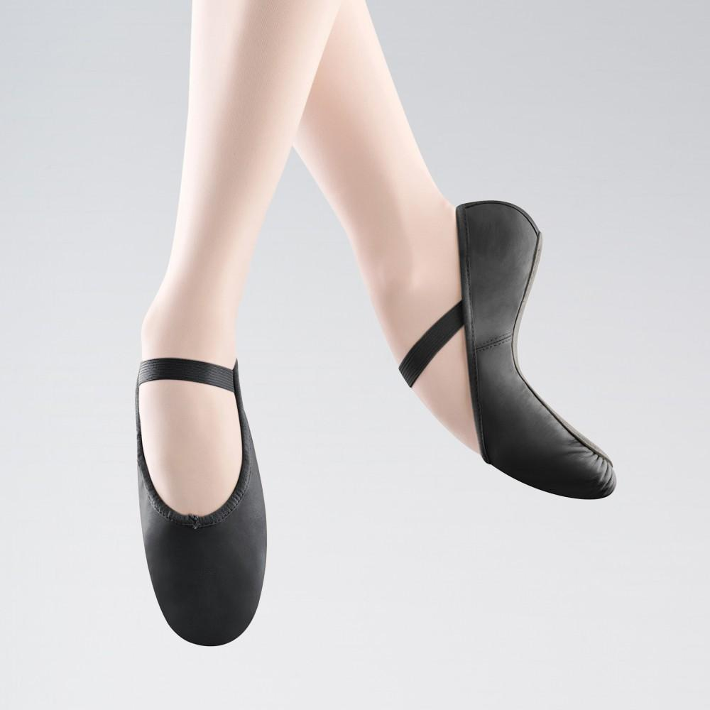 Bloch arise Adult Ballet Shoes in Black or White