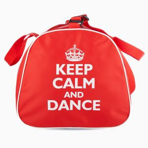 Keep Calm and Dance Bags