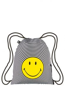 Smiley Spiral Backpack