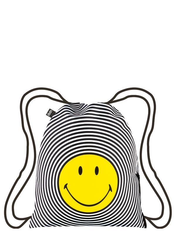 Smiley Spiral Backpack