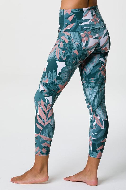 Onzie Workout Wear - Tropical Camo