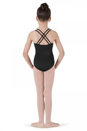 "(C) Bloch ""Dolly"" CL1637 Leotard"