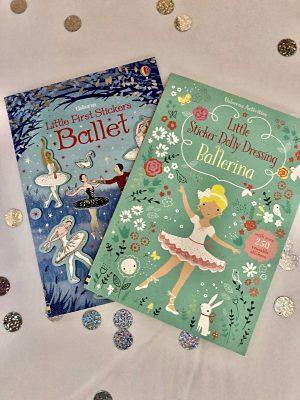 Usborne Little First Stickers Ballet