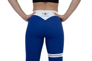 Bandit Bee Blue Leggings