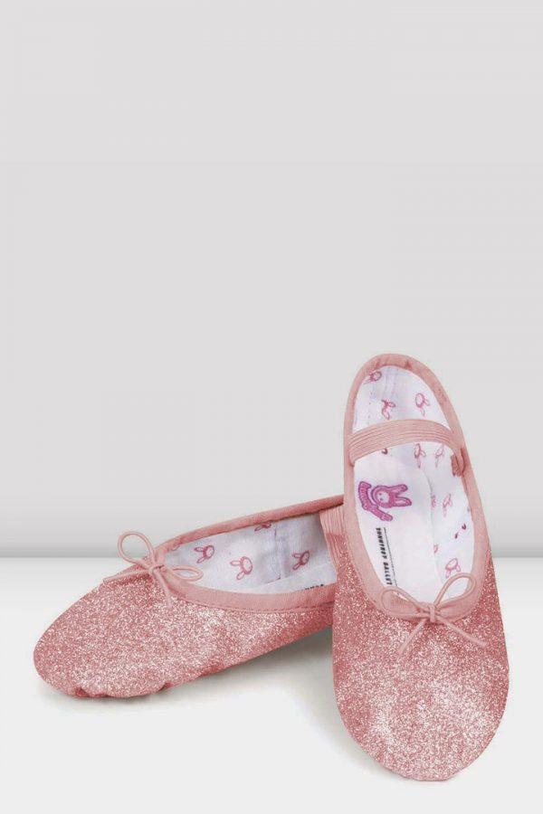 Bloch Glitter Ballet Shoes