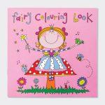 Colouring books fairies