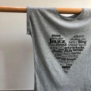 T-Shirts - LOVE DANCE