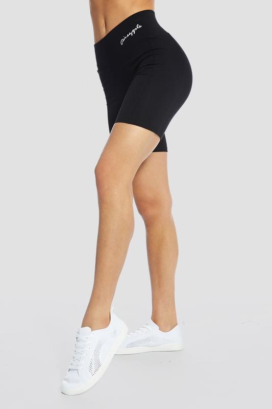 Pineapple cycling shorts