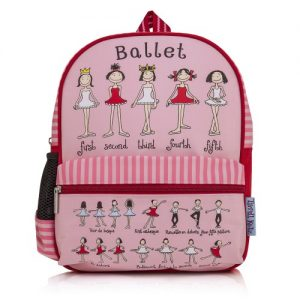 Tyrell Katz Ballet Backpack