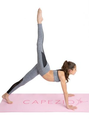 Yoga and Pilates Exercise Mat by Capezio