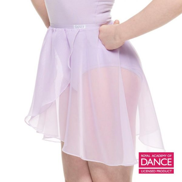 Chiffon Skirt in Lilac