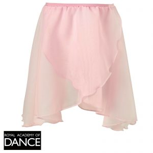 (D) Chiffon Skirt in Pink