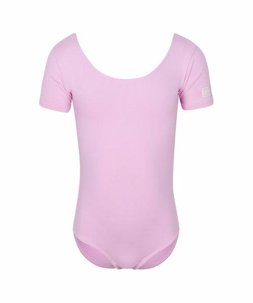 Chloe Leotard in Pink