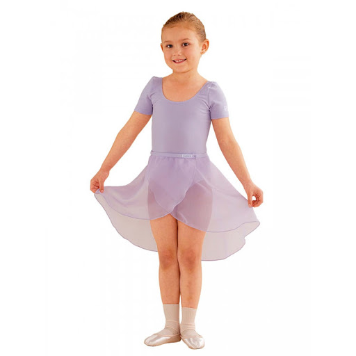 Chiffon Skirt in Lilac