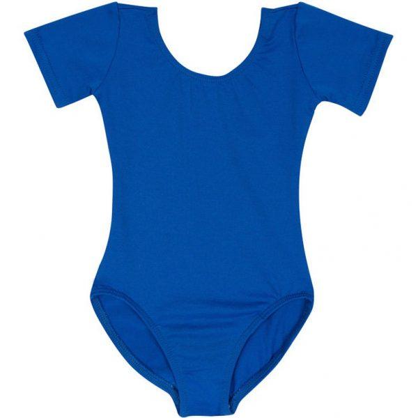 Leotard in Royal Blue for Boys